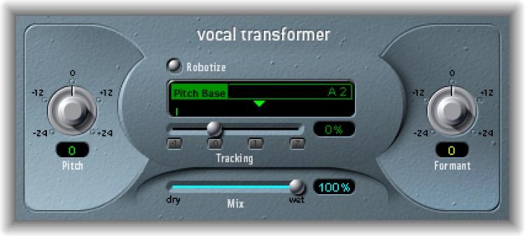 Vocal Transformer